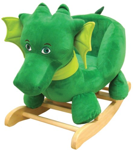 - Puff The Magic Dragon Rocker