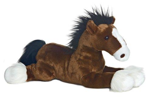 Aurora World Flopsie Captain Horse 12