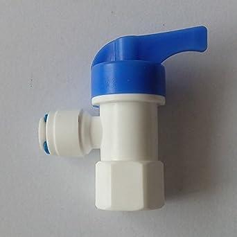 Fincos 2 piezas de filtro de agua 3/8