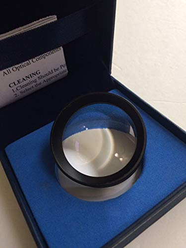 20D Double Aspheric Lens Ophthalmology & Optometry with Case