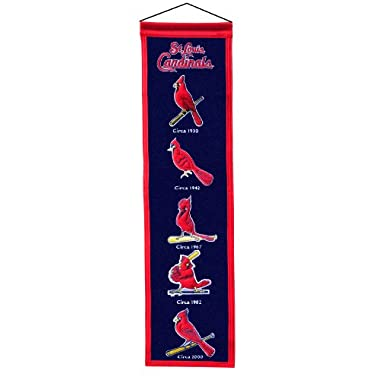 MLB St. Louis Cardinals Heritage Banner