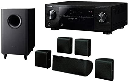 Pioneer HTP-100 100.10 Channel Home Theater System (Discontinued by  Manufacturer)