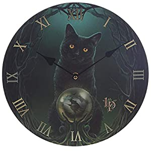 Lisa-Parker-Decorative-Wall-Clock-Rise-of-the-Witches
