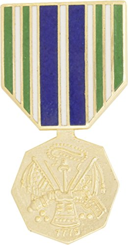 Army Achievement Medal Hat Pin