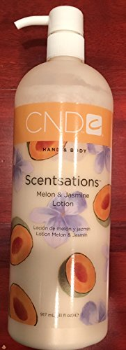 Scentsations Melon & Jasmine Hand & Body Lotion 31oz 1-Bottle (31 Oz Bottle)