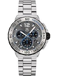 Formula 1 Chronograph Grey Dial Stainless Steel Mens Watch CAU1119BA0858