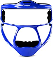 Champion Sports Softball Face Mask - Durable Fielder Head Guards - Premium Sports Accessories for Indoors and