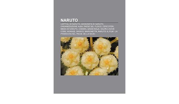 Naruto: Capitoli di Naruto, Geografia di Naruto ...