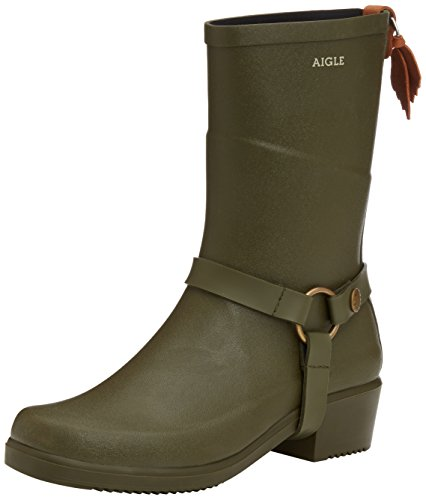 Aigle Miss Julie, Women's Boots Green (Kaki)