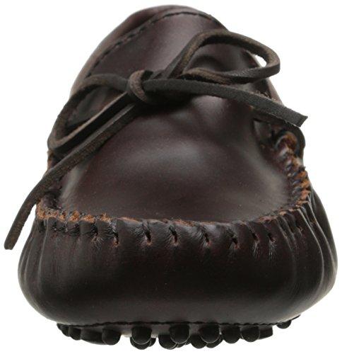 Loafers Femme Mocassins Classicdriver Minnetonka Marron Cognac q41TgTwp