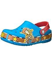 Crocs Boys CB FL Woody Lights Clog K Clogs & Mules
