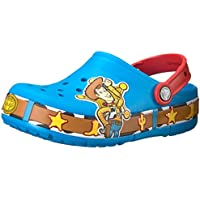 Crocs Infantil Clog Crocband Woody Lights