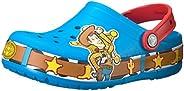 Sandália, Crocs, Lights Crocband Woody Kids