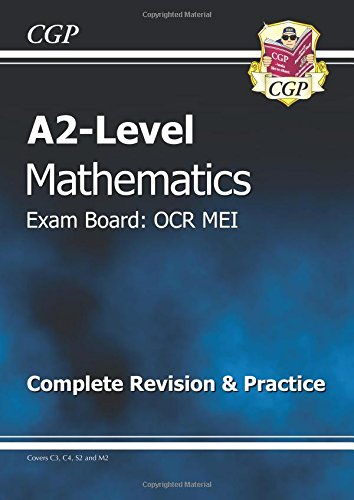 A2 Level Maths OCR Mei Complete Revision & Practice