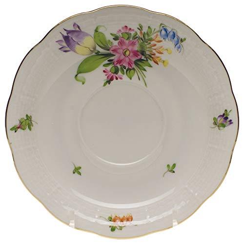 Herend Printemps Porcelain Tea Saucer Motif #4