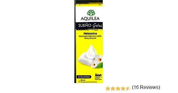 Aquilea Sueño Gotas - Melatonina, 20 ml