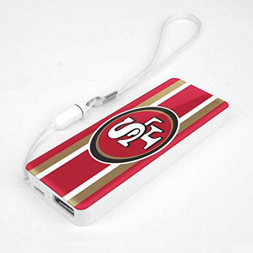 San Francisco 49ers Powerbank 3000 product image
