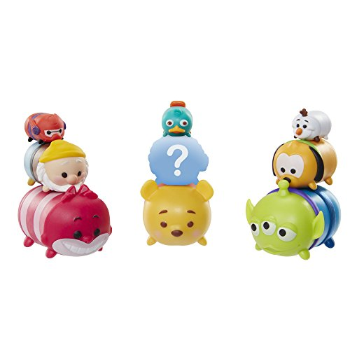 Disney Tsum Tsum 9 PacK Figures Series 2 Style #1