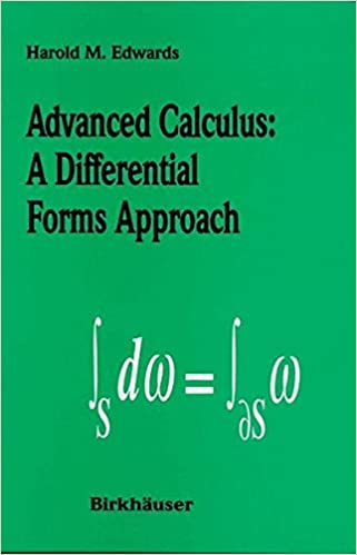 Book Advanced Calculus: A Differential Forms Approach