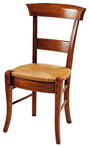 Style Salle Manger de DirectoireNoir à Chaise paillée OPwkXNnZ80