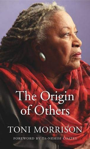 Book cover from The Origin of Others (The Charles Eliot Norton Lectures) by Toni Morrison