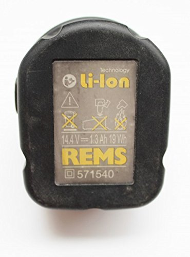 REMS Akku Nr. 571510 Ni-Cd 12 Volt 2,0 Ah