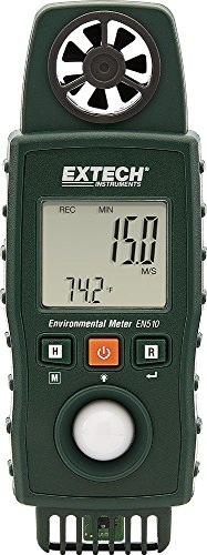 Discount Extech EN510 Ten-In-One Environmental Meter