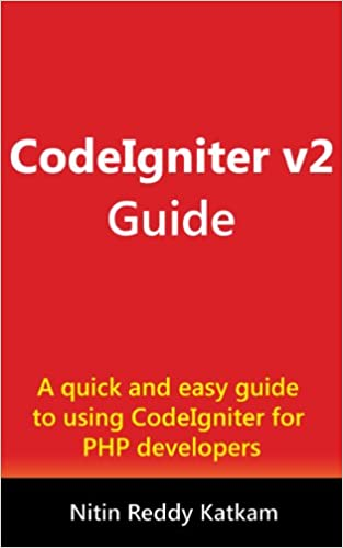 CodeIgniter v2 Guide