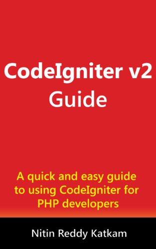 CodeIgniter v2 Guide (English Edition)