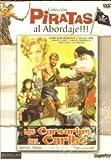 Los Corsarios Del Caribe (Il Conquistatore Di Maracaibo)[Non-USA DVD format: PAL, Region 2 – Import - Spain]