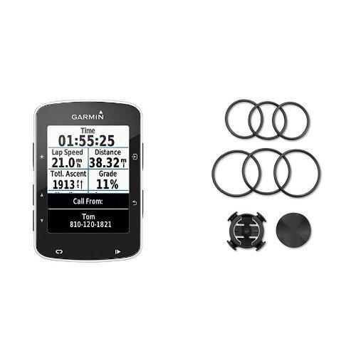 Garmin Edge 520 - Ciclocomputador con GPS (pantalla de 2.3