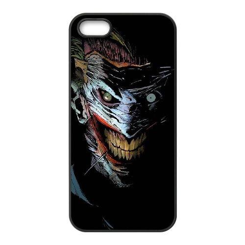 Batman Joker MD43KE1 coque iPhone 4 4s téléphone cellulaire cas coque J5DU6L5BY
