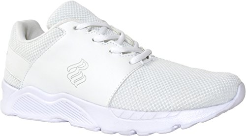 Rocawear Shoes, Sneakers for Men Athletic Shoes; Cool Montrose Joggers EVA Sole White ()