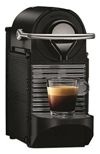 Turmix TX 160 PIXIE Independiente Totalmente automática Máquina espresso 0.7L Negro, Amarillo - Cafetera