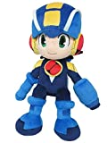 Rockman EXE ALL STAR COLLECTION Rockman (M) stuffed sitting height 27cm RP08