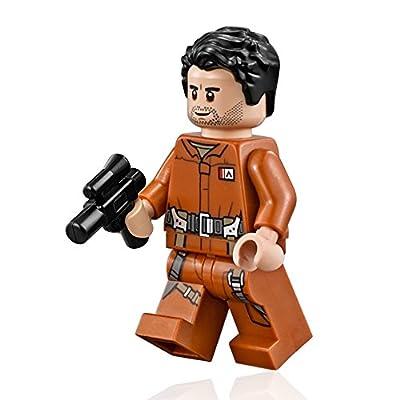 LEGO Star Wars: The Last Jedi MiniFigure - Poe Dameron (75188)