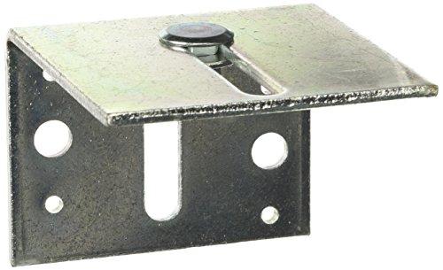 Stanley National N173–7086/paquete Hardware de Stanley carril de guía de soporte galvanizado