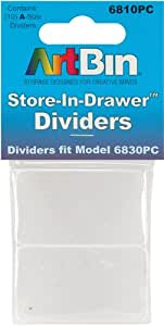 ArtBin Store-In-Drawer Dividers-A Size 10/Pkg - 644764