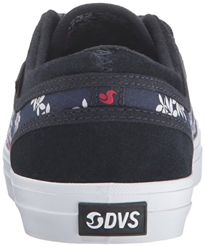 Women's Leaf Skateboarding Shoe DVS Aversa Red WOS Navy Tea 8qwwdvzt