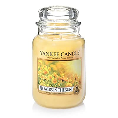 Yankee Candle Company Flowers In the Sun Large Jar Candle