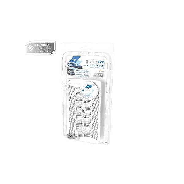 41Ro9dn5PtL WM aquatec Silberpad zur automatischen Wasserkonservierung