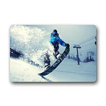 Amazon Com Custom Alpine Skiing Ski Skee Sports