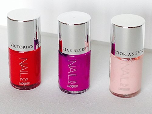 Victoria's Secret nail lacquer color SCANDALOUS