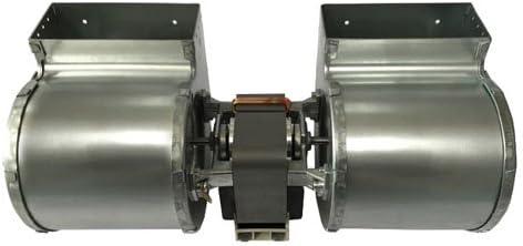 Ventilador centrífugo doble, de Emmevi, 133 W, para estufa de ...