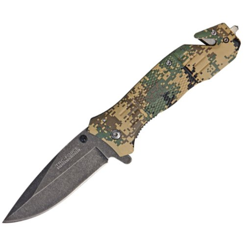 TAC Force TF-434DTC Closed Folding Knife, 4.5-Inch For Sale
