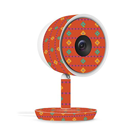 MightySkins Skin for Nest Cam IQ Indoor Security Camera - Cinco De Mayo | Protective, Durable, and Unique Vinyl Decal wrap Cover | Easy to Apply, Remove, and Change Styles | Made in The USA