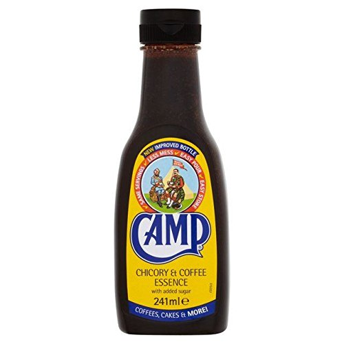 Camp Chicory & Coffee Essence - 241ml (8.15fl oz) (Cakes Day Delivery Same)