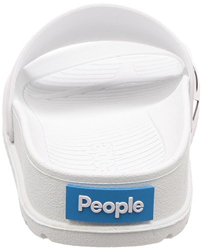 sandals White Yeti M12 Lennon M Mariner People Footwear Slide Unisex Blue PYxqYT