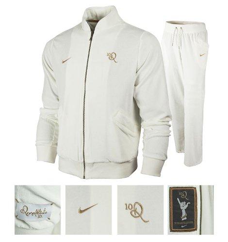 Nike Ronaldinho 10R Velour Warm-Up Tracksuit Set (XXL)  Amazon.co.uk   Sports   Outdoors 64914165b