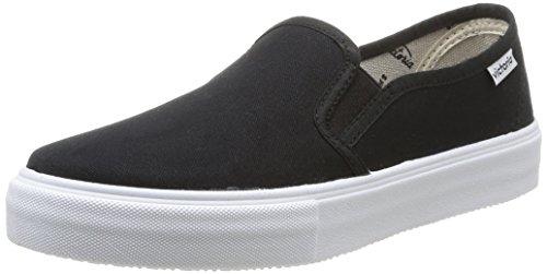 Victoria Victoria Victoria noir noir noir noir Sport Adulte De Noir Glissement Sur Unisexe Iona Chaussures d7CCnz